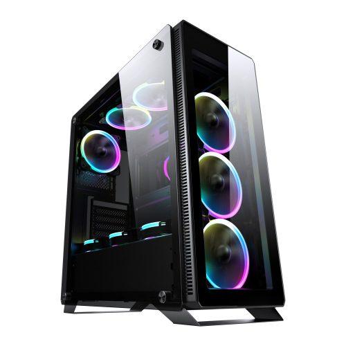 R5 2600 16GB 256SSD GTX1660 2TBHDD