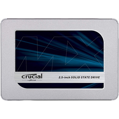 Crucial MX500 SSD Interno 2TB